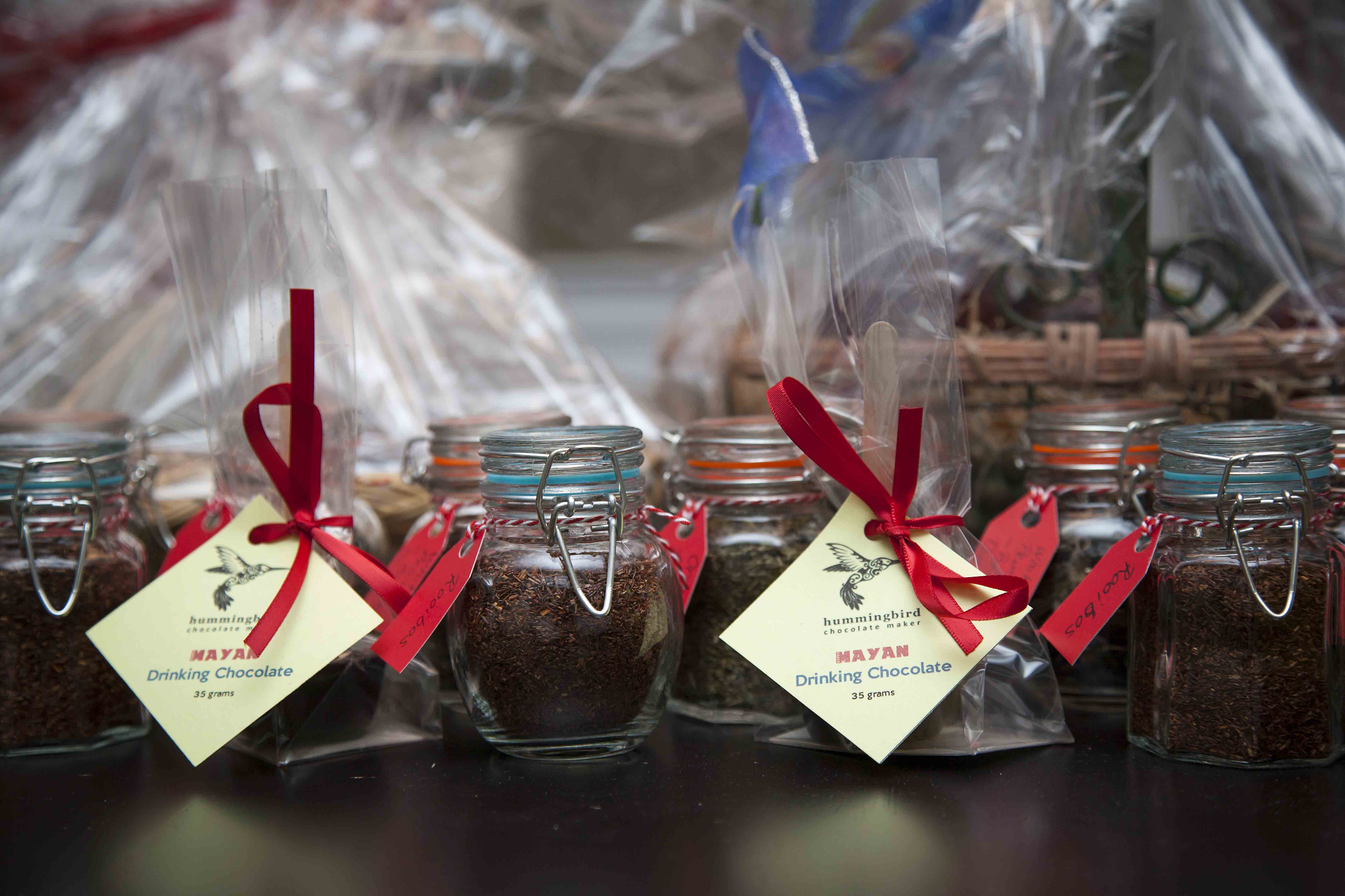 Chocolate gift baskets crazy organic mama