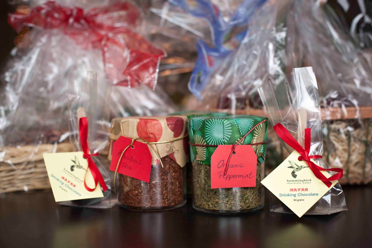 D.I.Y. Christmas Gifts | Crazy Organic Mama